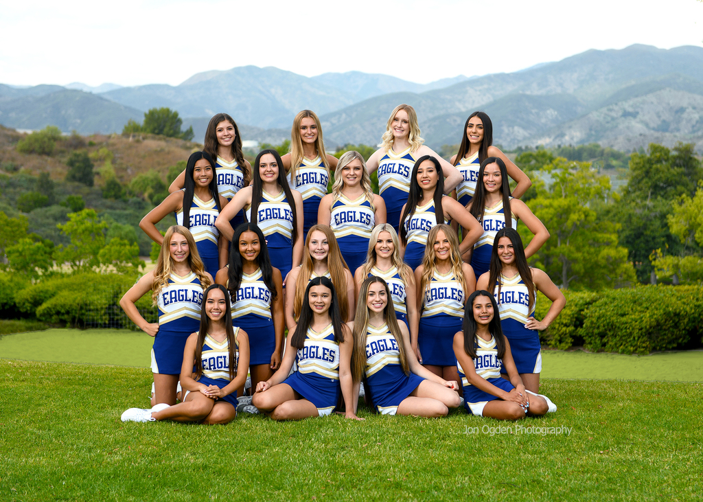 Cheer - Santa Margarita Catholic High School