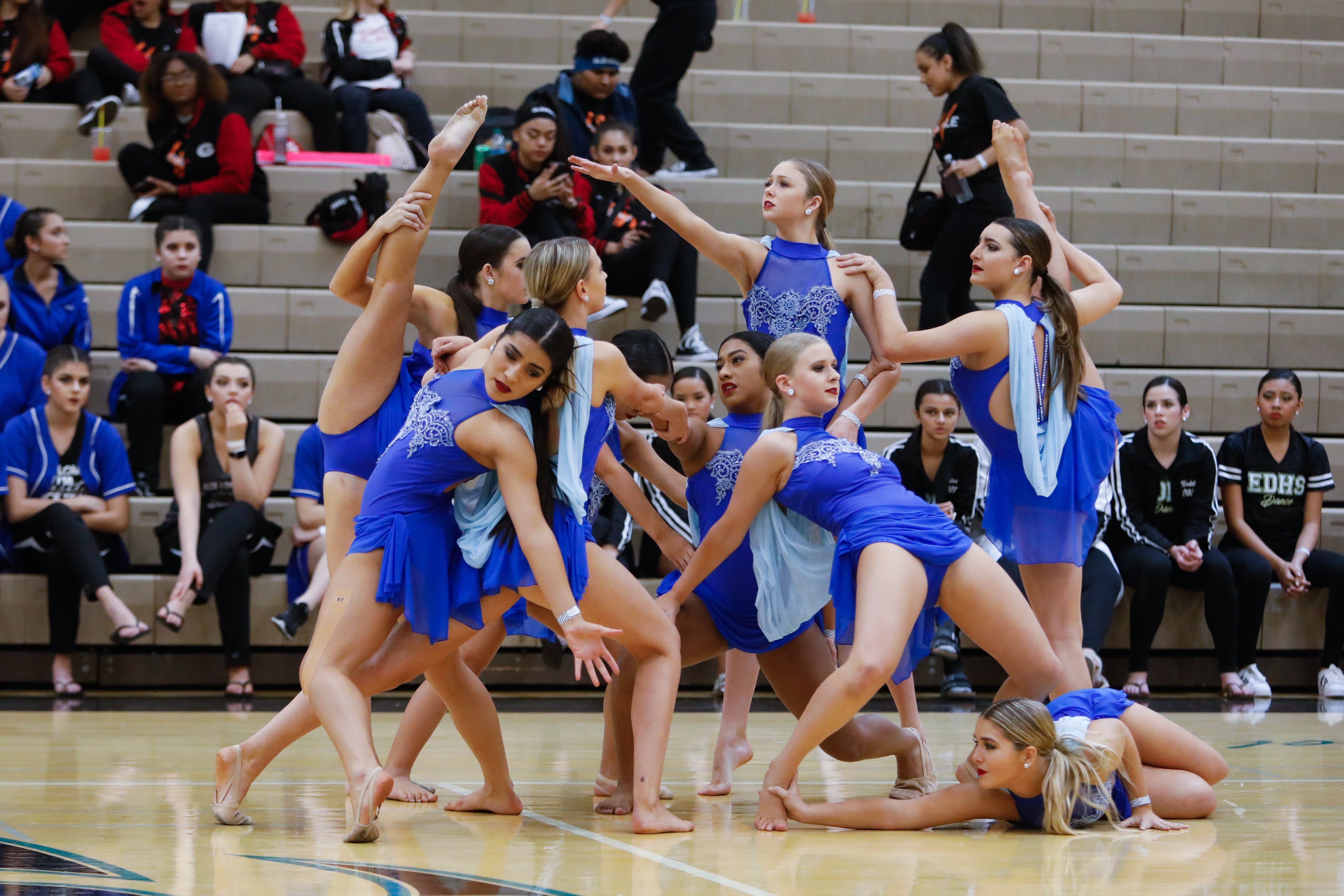 Dance Team 2018/19 - Santa Margarita Catholic High School