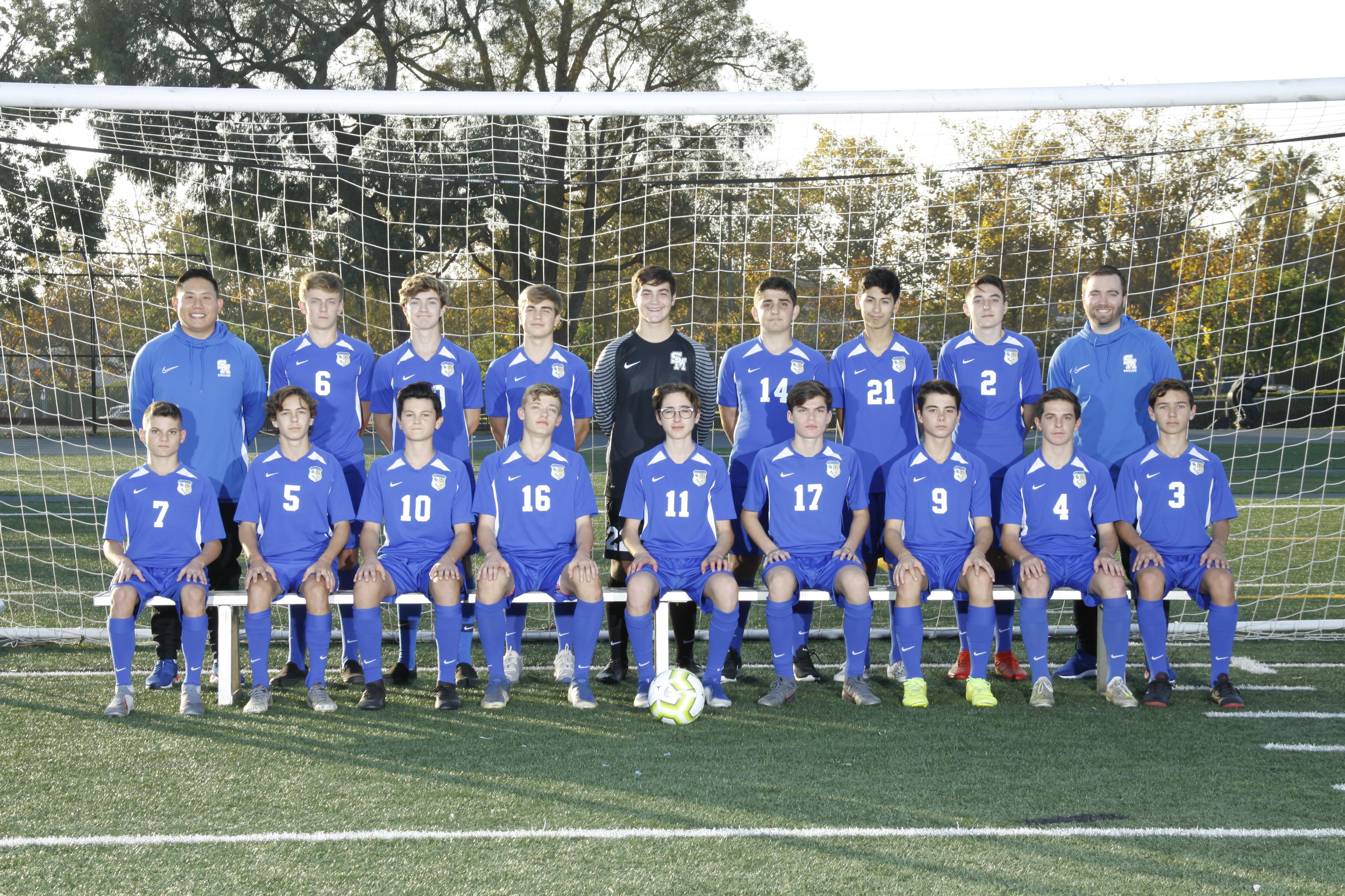 Boys Soccer - Santa Margarita Catholic High School