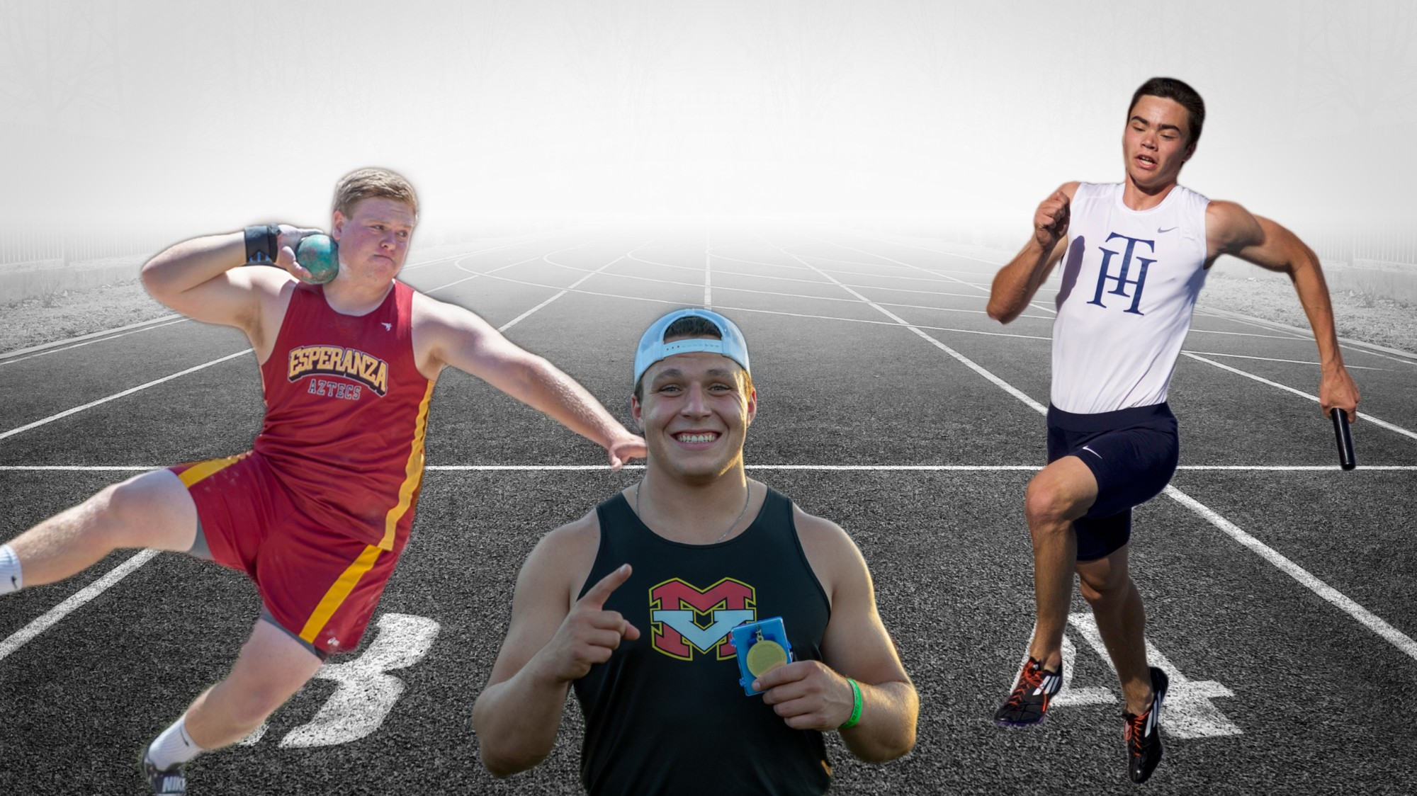 A Deeper Look into 2018 Track & Field County Athletes - Boys