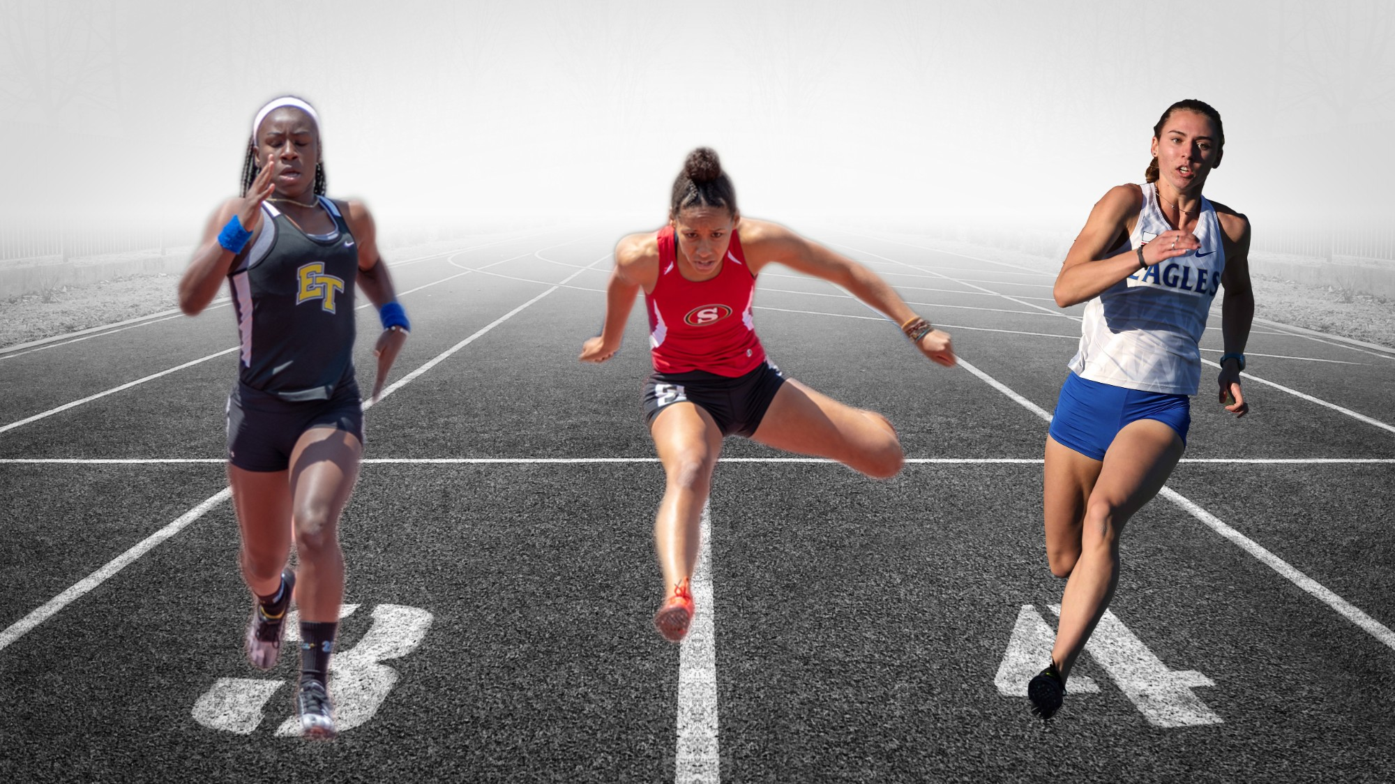 A Deeper Look into 2018 Track & Field County Athletes - Girls