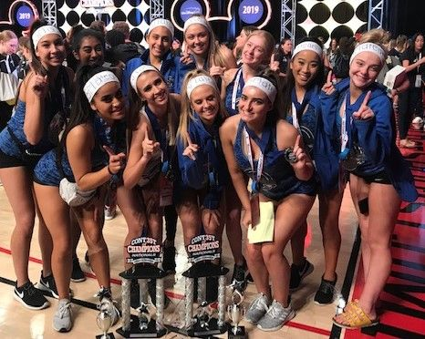 SM Dance Team Achieves Victory in Florida