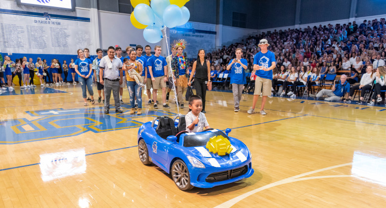 SMbly Required Robotics Team Partners with Go Baby Go to Change Children's Lives