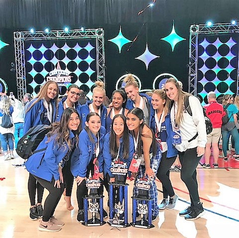 A Victorious Weekend for the SMCHS Dance Team